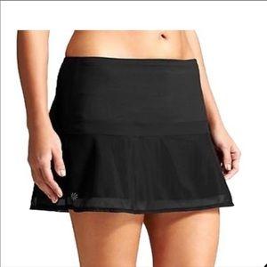 Athleta tennis skirt upbeat mesh with shorts